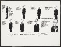 Image of George Herbert Walker Bush - Feiffer, Jules, 1929-